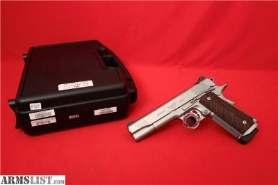 For Sale: Kimber Gold Combat Stainless II .45 In Box