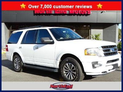 2017 Ford Expedition XLT (Oxford White)