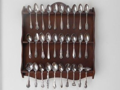 Furniture - Sterling Spoon Collection..