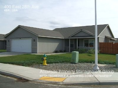 Beautiful 4 bedroom home for rent with updated features!