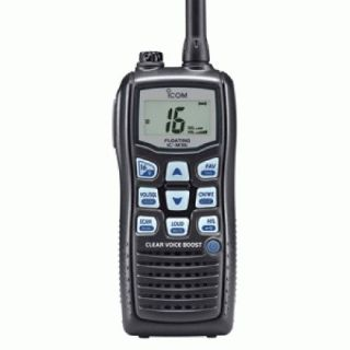 Buy Icom #M36 01 - Floating Handheld Vhf Radio - Clear Voice Boost motorcycle in Largo, Florida, United States, for US $229.89