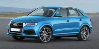 2016 Audi Q3 Premium Plus (White)