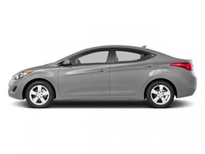2013 Hyundai Elantra GLS (Shimmering Air Silver)