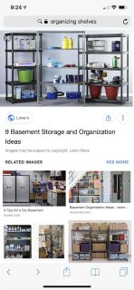 Looking for storage organizers