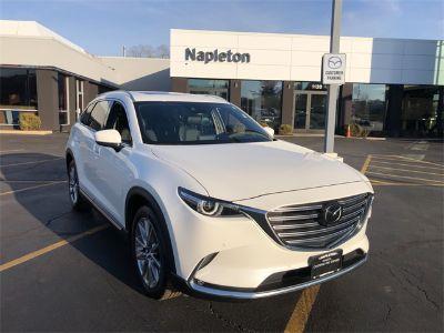 2019 Mazda CX-9 (Snowflake White Pearl Mica)