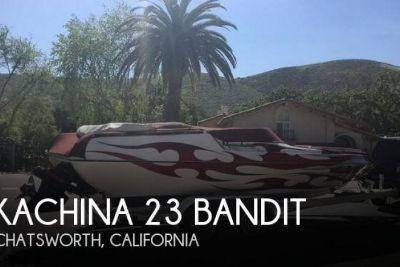 2006 Kachina 23 Bandit
