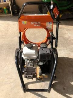 Stihl RB 600 3200 PSI Pressure Washer ( 5/2019 )