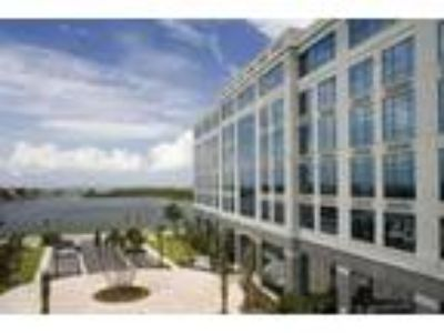 Tampa, Highwoods Bay Center I is a 7-story class A office