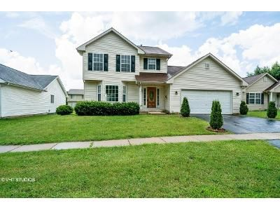 3 Bed 2.5 Bath Foreclosure Property in Belvidere, IL 61008 - Caswell St