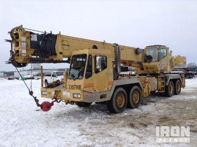 2000 Grove TMS750B Hydraulic Truck Crane