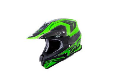 Buy Scorpion VX-R70 Quartz MX/Offroad Helmet Neon Green motorcycle in Holland, Michigan, US, for US $269.95
