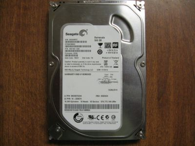 Barracuda 500 GB Sata Hard Drive