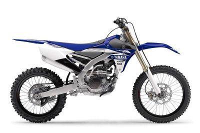 2017 Yamaha YZ250F Motocross Motorcycles Johnson City, TN