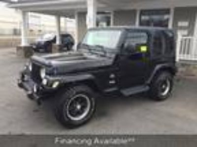 Used 2004 JEEP WRANGLER / TJ For Sale