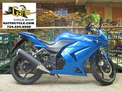 2010 Kawasaki Ninja 250R Sport Motorcycles Tarentum, PA