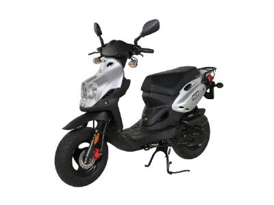 2019 Genuine Scooters Roughhouse 50 Moped Mopeds Winterset, IA