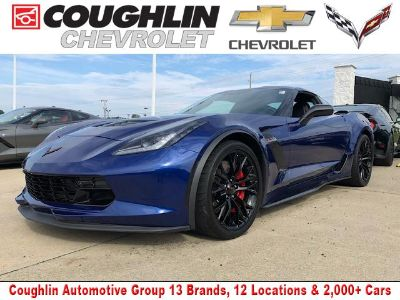 2016 Chevrolet Corvette Z06 (Admiral Blue)