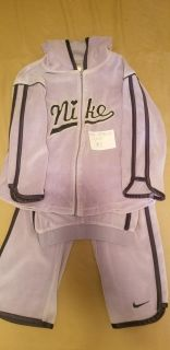 4T soft Nike track suit