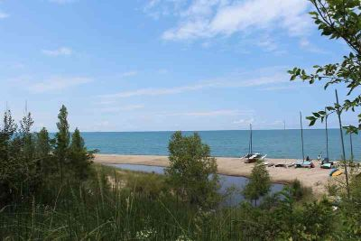 0 W Lake Front Drive Beverly Shores, Remarkable opportunity
