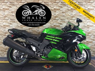 2016 Kawasaki Ninja ZX-14R ABS SuperSport Motorcycles Port Charlotte, FL