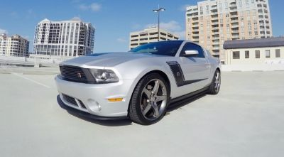 2012 Stage 3 Roush Mustang