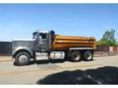 1987 Kenworth W900B-Dump-Truck Truck in San Leandro, CA