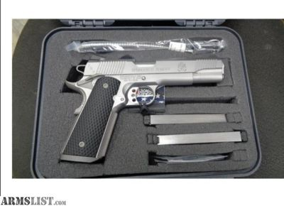 For Sale: SPRINGFIELD 1911 TRP PC9107L 45acp
