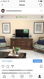 Tv stand or buffet