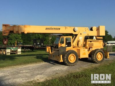 2007 (unverified) Broderson RT-300-2C Rough Terrain Crane