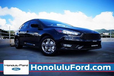 2018 Ford Focus SE (BLACK VELVET)