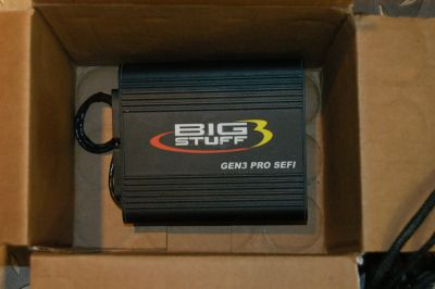 BS 3 Fuel Injection