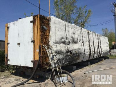 Porta Stor IRC25000 Heated Asphalt Tank
