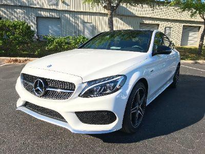2016 Mercedes-Benz C450 C450W4 AMG (white)