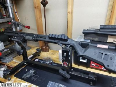 For Sale: Remington Police Magnum Vang Comp Tactical Shotgun