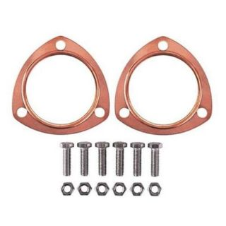 "Sell 910-13707 - 3"" Copper Collector Gaskets motorcycle in Mount Pleasant, Michigan, United States, for US $9.91"