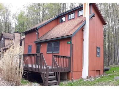 3 Bed 2 Bath Foreclosure Property in Pocono Lake, PA 18347 - Wyalusing Dr