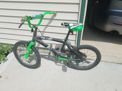 Boys bike 18 inch (for up to age 9ish)