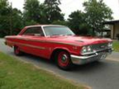 1963 Ford Galaxie 500 Big Block
