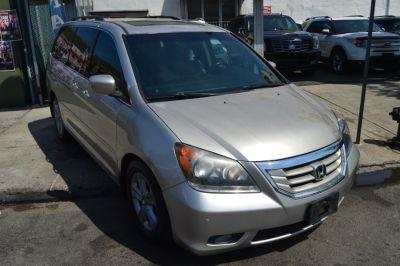 2008 Honda Odyssey Touring (Silver Pearl Metallic)
