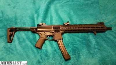 For Trade: Sig Sauer MPX