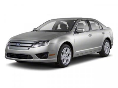 2011 Ford Fusion Hybrid Base (White)
