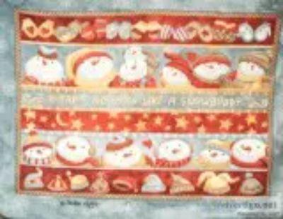 Snowman Fleece Blankets