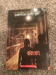 New Patricia Reilly Giff- Eleven