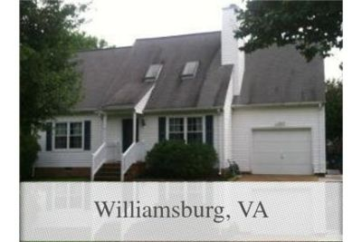 4 Bedroom 2 bath home located in Powhatan Crossing. Washer/Dryer Hookups!