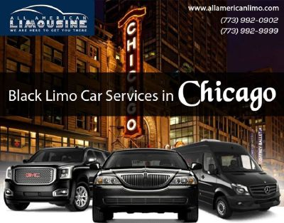 American Limousine Service | Over 25 Years Exp. 24/7 Services