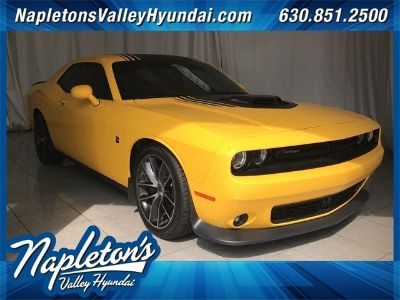 2017 Dodge Challenger R/T 392 (Yellow Jacket Clearcoat)