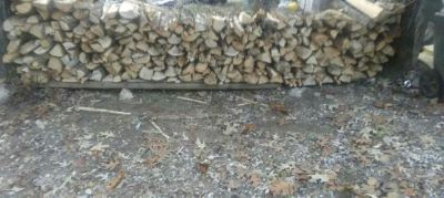 Fire wood cut and delivered.