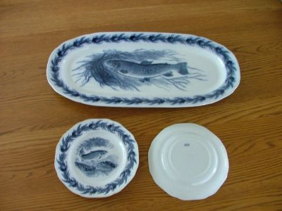Cauldin Fish Plaates