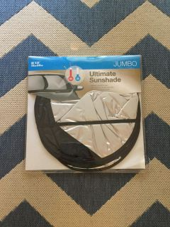 Ultimate Sunshade ~ Keeps Car Cooler & Protects Interior ~ NEW**