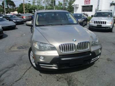 2007 BMW X5 4.8i (Platinum Bronze Metallic)